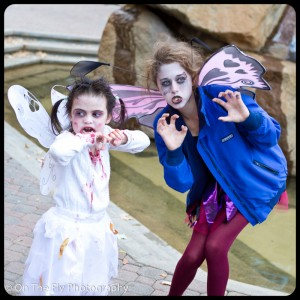 Zombie faries?  Why not....